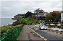 SZ5881 : Eastcliff Promenade, Shanklin, Isle of Wight by P L Chadwick