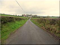 H3990 : Camus Road by Kenneth  Allen