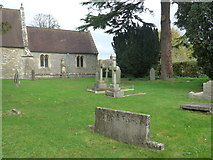 SU0460 : St Andrew, Etchilhampton: churchyard (4) by Basher Eyre