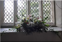 SU0460 : Inside St Andrew, Etchilhampton (i) by Basher Eyre