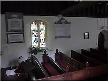SU0460 : Inside St Andrew, Etchilhampton (iv) by Basher Eyre