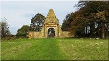 SE4018 : Obelisk Gatehouse, Nostell Priory by Rich Tea