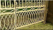 SE4018 : Gate detail, the Obelisk Gatehouse, Nostell Priory by Rich Tea