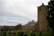 SX7087 : Church of St Michael the Archangel, Chagford by Christopher Hilton