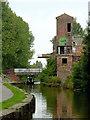 SJ8649 : Canal near Middleport , Stoke-on-Trent by Roger  Kidd