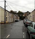 SS8591 : Meadow Street, Maesteg by Jaggery