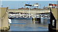 J3474 : The Lagan weir footbridge, Belfast - November 2014(1) by Albert Bridge