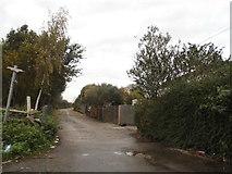 SU9976 : Mill Place, Datchet by David Howard