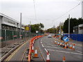 SK5538 : Lenton Lane at Willow Road by Alan Murray-Rust