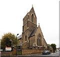 TQ3385 : St Matthias, Stoke Newington by John Salmon