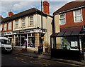 ST9064 : The Cobblers Bench in Melksham by Jaggery