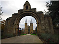 SK7053 : Southwell Minster by Ian Taylor