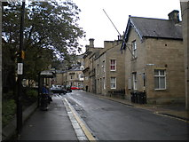 SD9927 : Hope Street, Hebden Bridge by Richard Vince