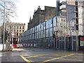 NT2574 : BCCI demolition site by M J Richardson