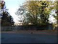 TM1543 : Gap in the trees, Willoughby Road by Hamish Griffin