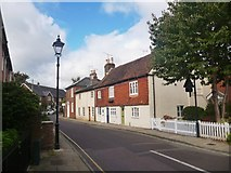 SU3521 : Portersbridge Street, Romsey by David960