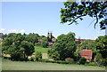 TQ5243 : View to Penshurst Church by N Chadwick