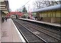 NZ2567 : South Gosforth Metro station, Tyne & Wear by Nigel Thompson