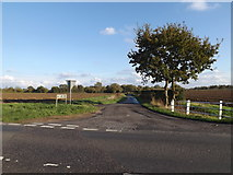 TM1888 : Stony Lane, Colegate by Geographer
