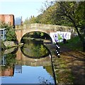 SK5538 : Bridge over the Beeston Canal by David Lally