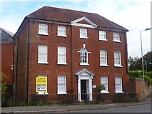 SU3521 : Broadwater House, Romsey by David960