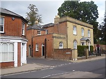 SU3521 : Linden House, The Hundred, Romsey by David960