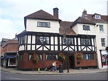 SU3521 : Romsey Working Men's Conservative Club by David960