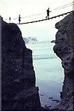 D0644 : Carrick-a-Rede Rope Bridge by Elliott Simpson