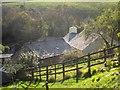 SX3869 : Harrowbarrow Mill by Derek Harper