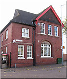SO9596 : Bilston - Post Office by Dave Bevis