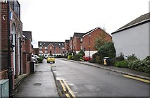 J3574 : Apartments in Langtry Court off Templemore Avenue by Eric Jones