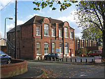 SO9596 : Bilston - Methodist Chapel - Bow Street frontage by Dave Bevis