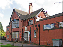 SO9596 : Bilston - Library and Craft Gallery by Dave Bevis