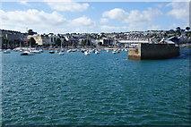 SW4730 : Penzance Harbour by Bill Boaden