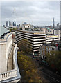 TQ3080 : View from Bush House, Aldwych (2) by Stephen Richards