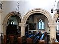 SK9716 : Church of St Mary: North Arcade by Bob Harvey