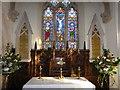 SK9716 : Church of St Mary:  Altar by Bob Harvey