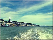 W7966 : Cobh Harbour by Enda O Flaherty
