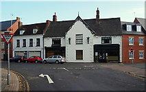 SK5319 : Sparrow Hill, Loughborough, Leics by David Hallam-Jones