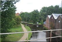 SJ9398 : Peak Forest Canal by N Chadwick