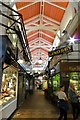 SP5106 : Avenue 2 in the Covered Market by Steve Daniels