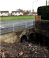 SS9581 : Stream culverts, Pencoed by Jaggery