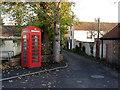 SK6991 : K6 telephone kiosk, Everton by Alan Murray-Rust