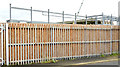 J3272 : The new Railway Stand, Windsor Park, Belfast - November 2014(3) by Albert Bridge
