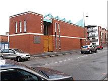 J3573 : Iron Hall, Templemore Street, Ballymacarret by Eric Jones