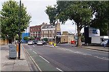 TQ3279 : Borough Road / Borough High Street by Given Up
