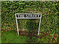 TM1979 : The Street sign by Adrian Cable