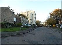 TL0807 : Chartridge Way, Leverstock Green by David Howard