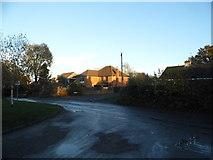 TL0806 : Pancake Lane, Leverstock Green by David Howard