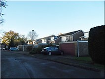 TL0806 : Houses on Lombardy Close, Leverstock Green by David Howard